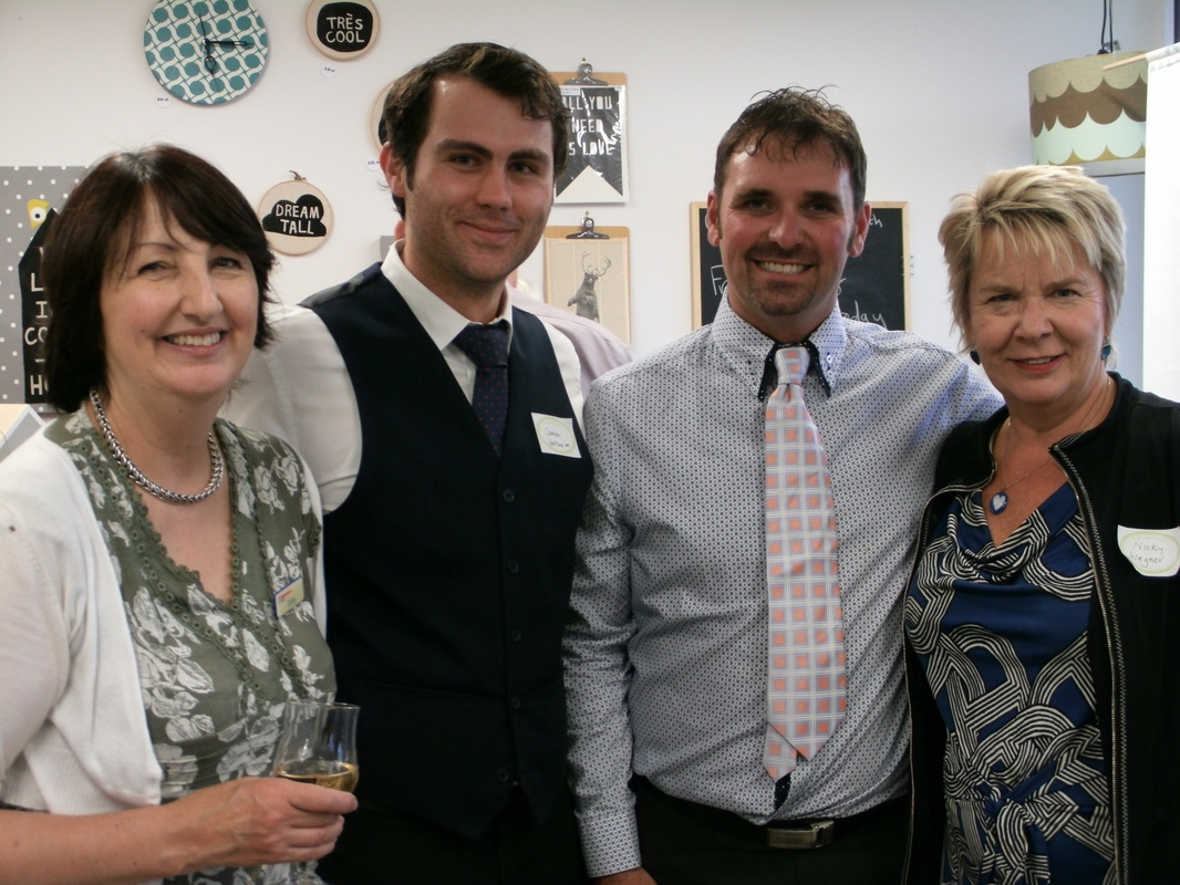 Heat Pumps NOW in the Community, with Ginny Larsen, Cameron Taylor, Blair Ashdowne, and Nicky Wagner MP.