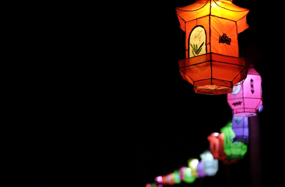 Heat Pumps NOW will be checking out the colourful lanterns at the Christchurch Festival