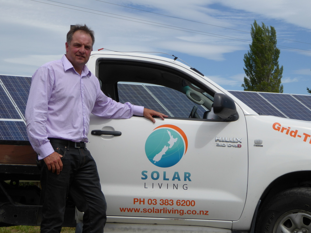 Solar Living Christchurch David Award Winners - Heat Pumps NOW